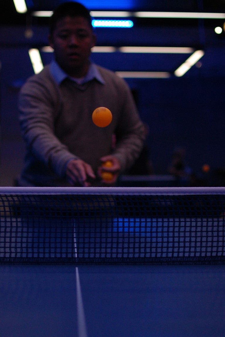 Ping Pong in Milwaukee | © bradleypjohnson/flickr