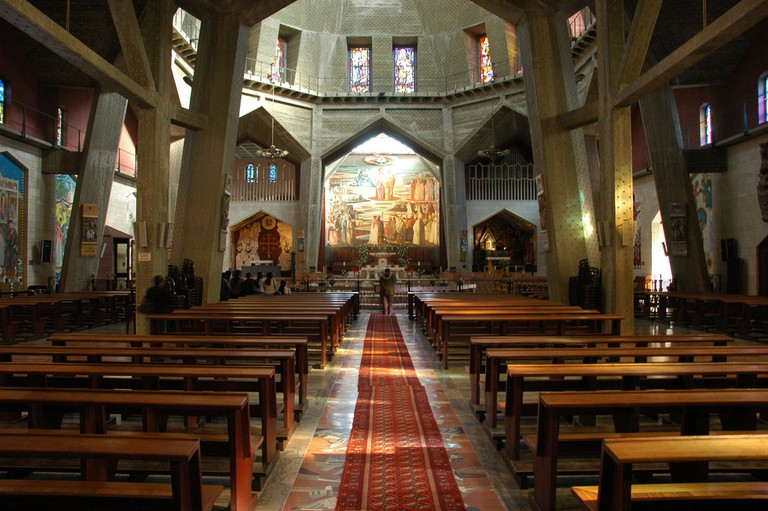 The Church of the Annunciation, Nazareth
