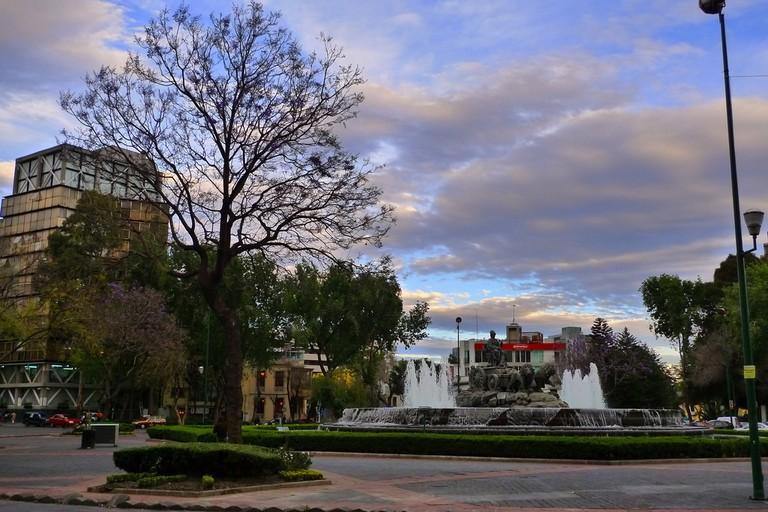 Plaza Villa Madrid
