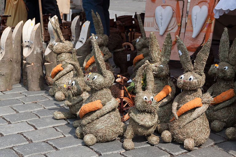 Easter market, Nuremberg