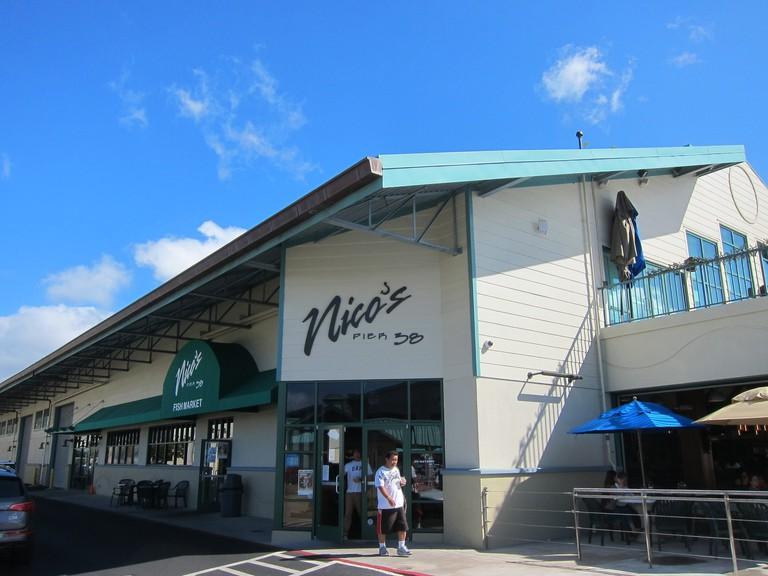 Nico's Pier 38 | © Eugene Kim/ Flickr