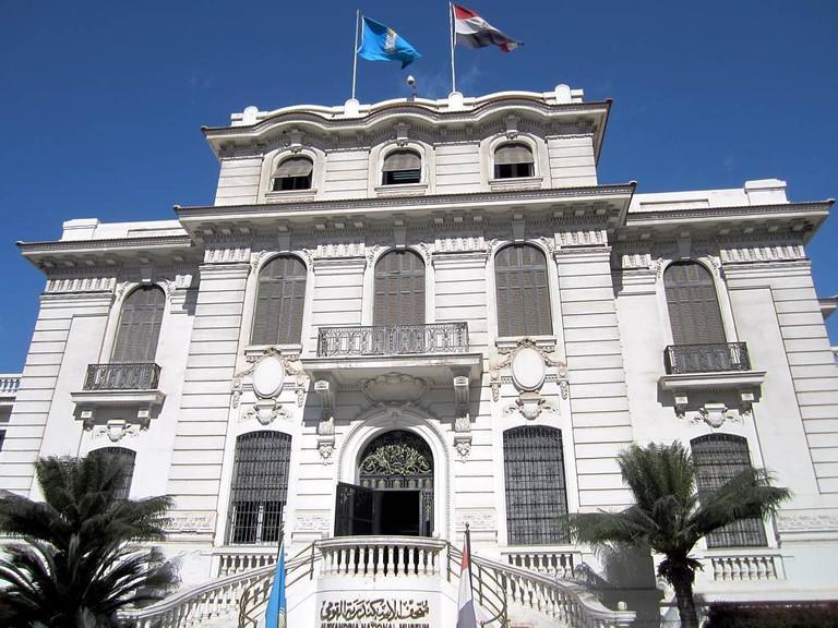 Alexandria National Museum, Egypt