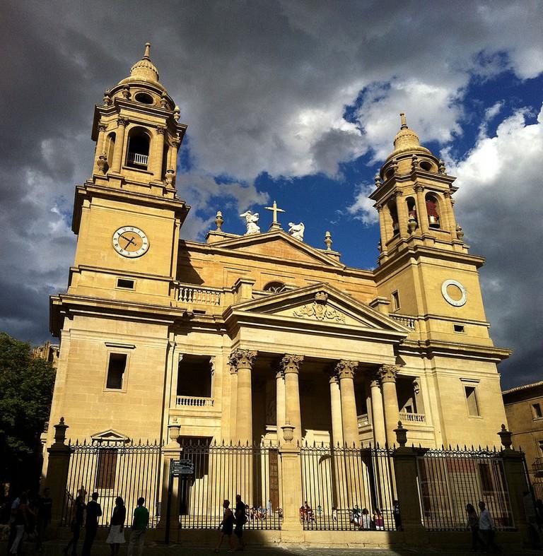 Catedral de Pamplona, Spain