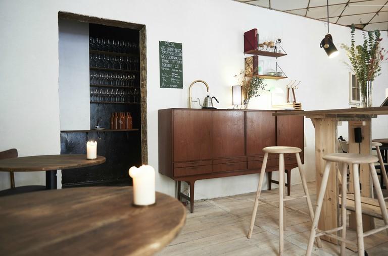 ancestrale wine bar Copenhagen