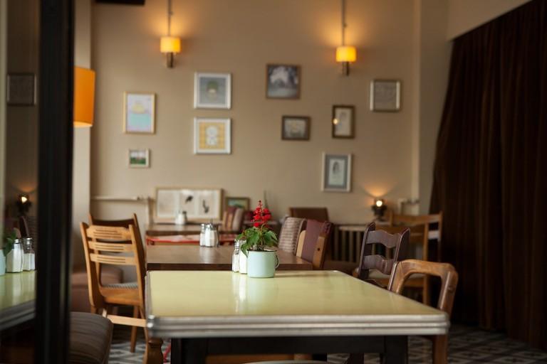 Yer Cafe's cozy interior   © Yer Cafe