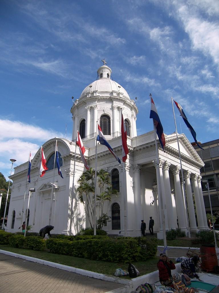 Asuncion Paraguay attractions