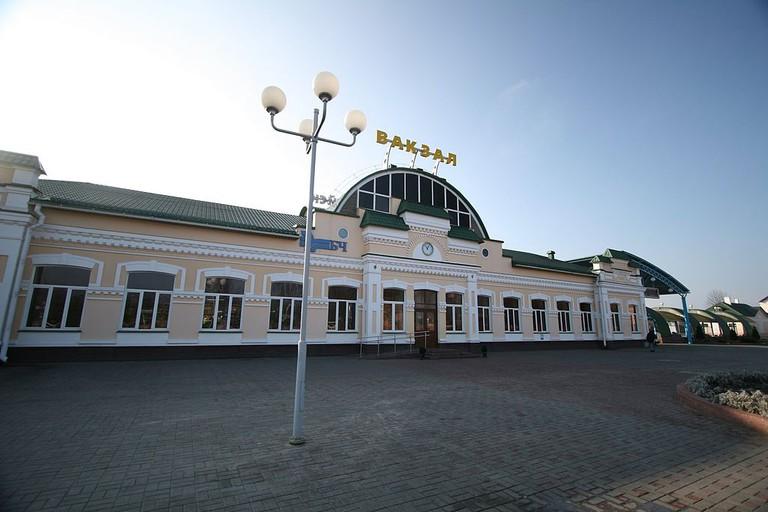 Babruysk train station