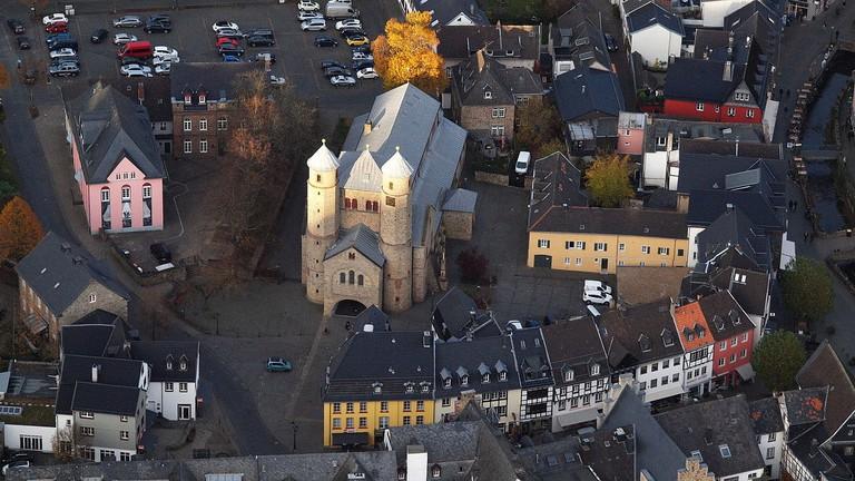 St. Chrysanthus & Daria Church