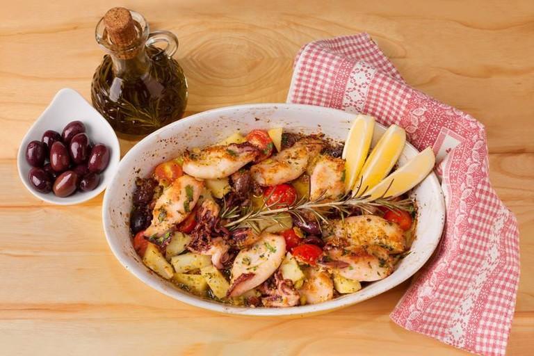 Hearty cuisine at Bella Napoli in Zemun