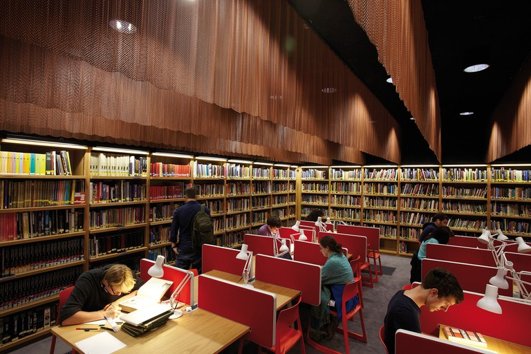 The BFI Reuben Library