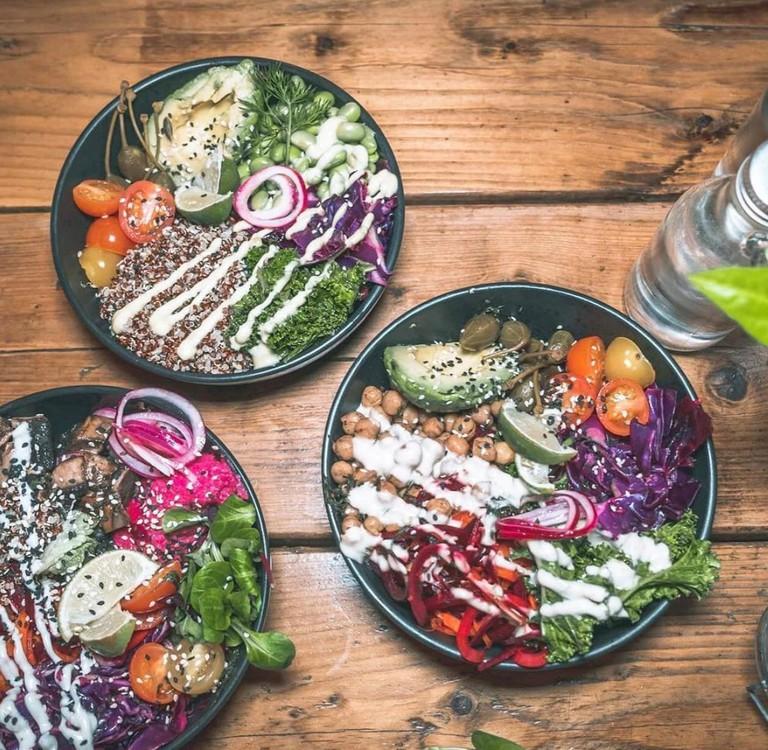 Bowls hope bar vegan