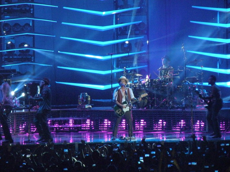 Have you ever wanted to see Bruno Mars in concert?