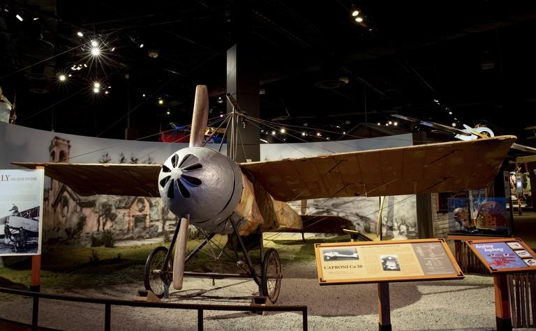 The Caproni Ca.20