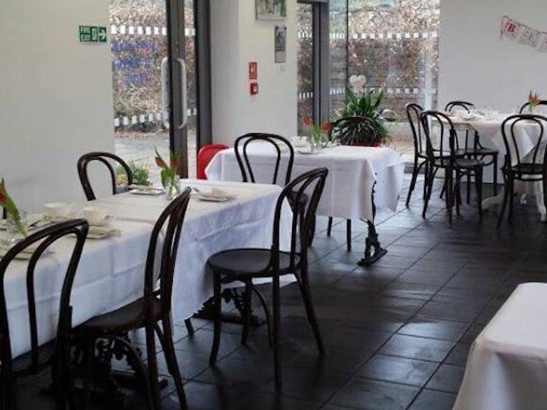 Cartlands Independent Tea Rooms, Birmingham