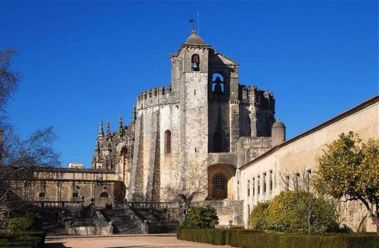 Castle of Tomar © Alvesgaspar / WikiCommons