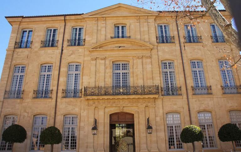 Hotel Caumont, Aix-en-Provence |© Renaud Camus / Flickr