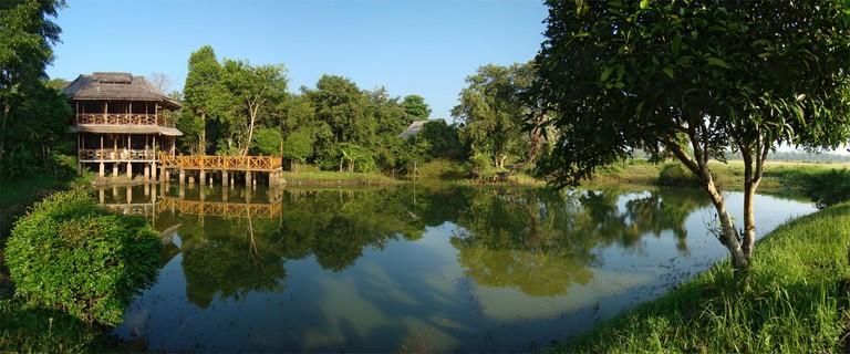 Champasak province Kingfisher Ecolodge