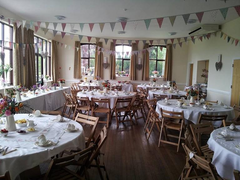 Constance Wallace Tea Rooms, Barnt Green