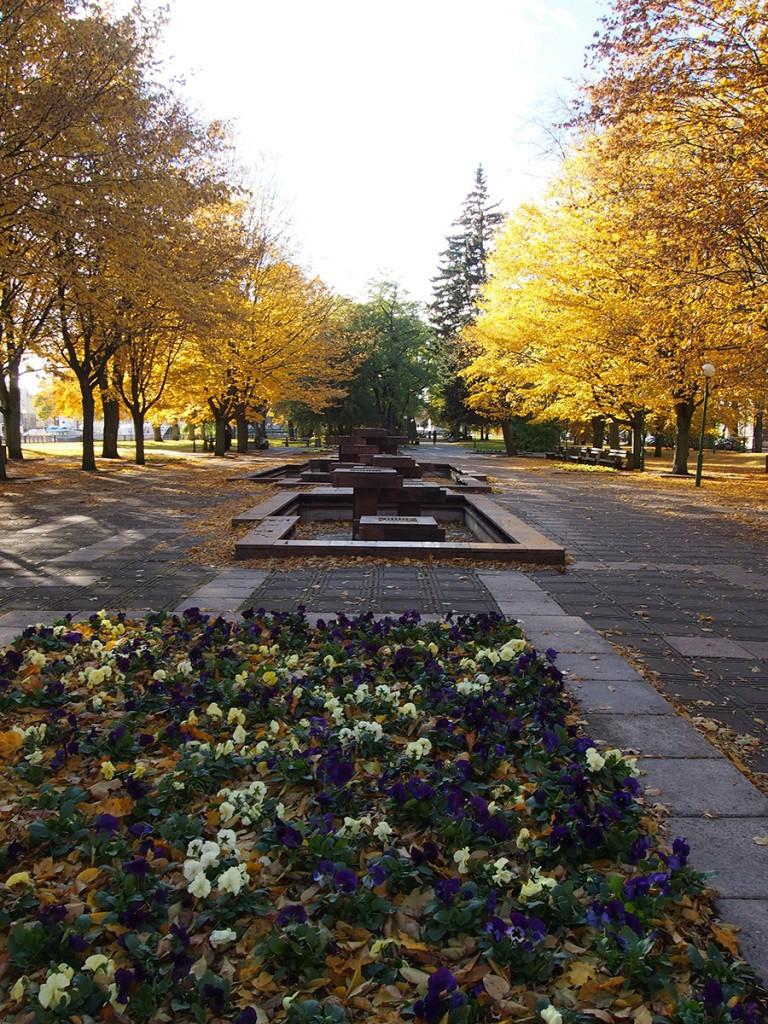 Dane River Park, Klaipeda