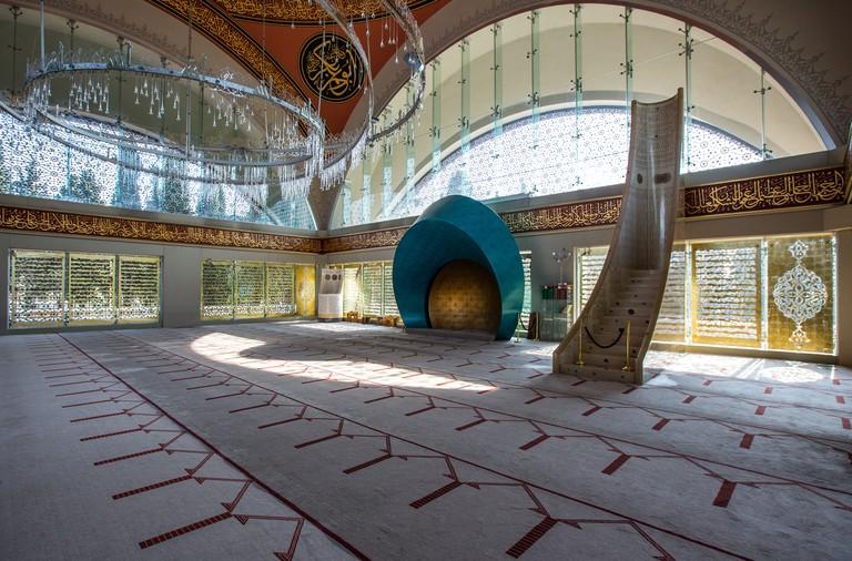 The Sakirin Mosque, Istanbul.
