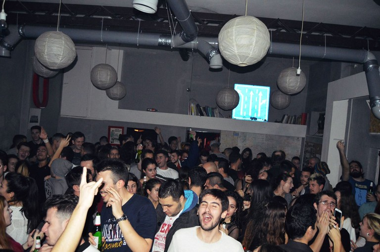 dom b-612 hosts plenty of cultural events and parties
