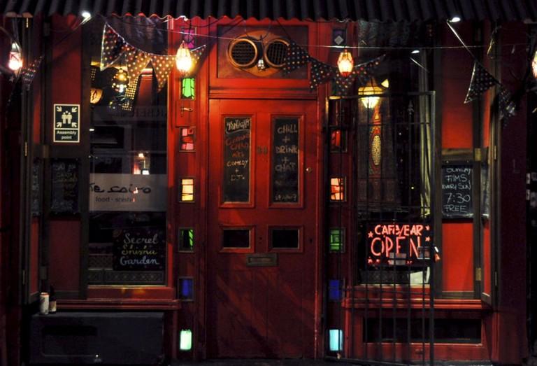 Cafe Cairo | Courtesy of Cafe Cairo