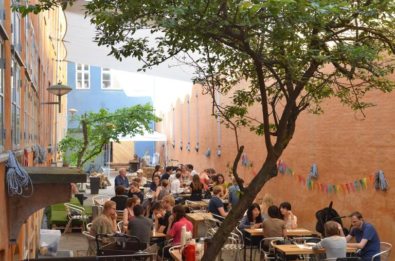 Studenterhuset-Student's House-Copenhagen