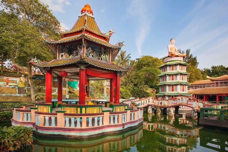 Haw Par Villa Theme Park, Singapore.