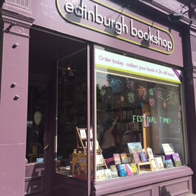 Edinburgh Bookshop 1