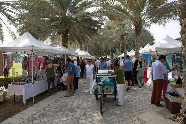 Pick up the freshest food in the emirate at the Ripe Market