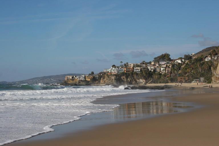 Head to Laguna Beach in Orange County