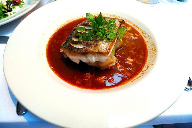 Fillet of hake