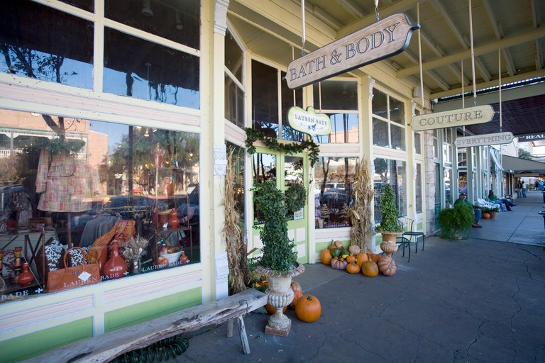 Fredericksburg shops