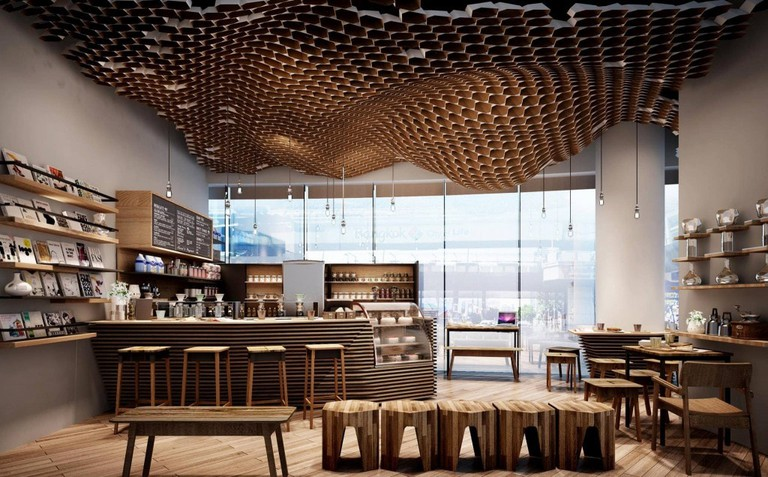Inside Gallery Drip Coffee