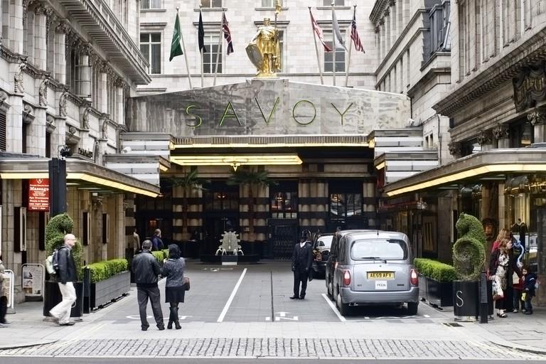 SAVOY Hotel in London