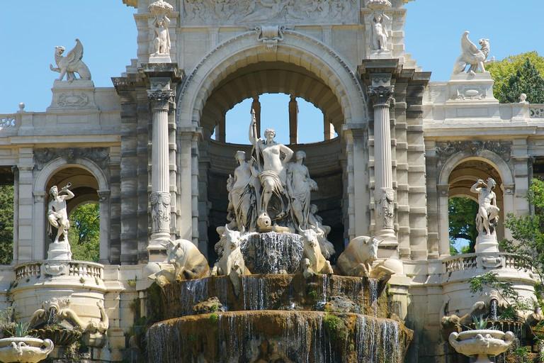Parc Longchamp - Marseille