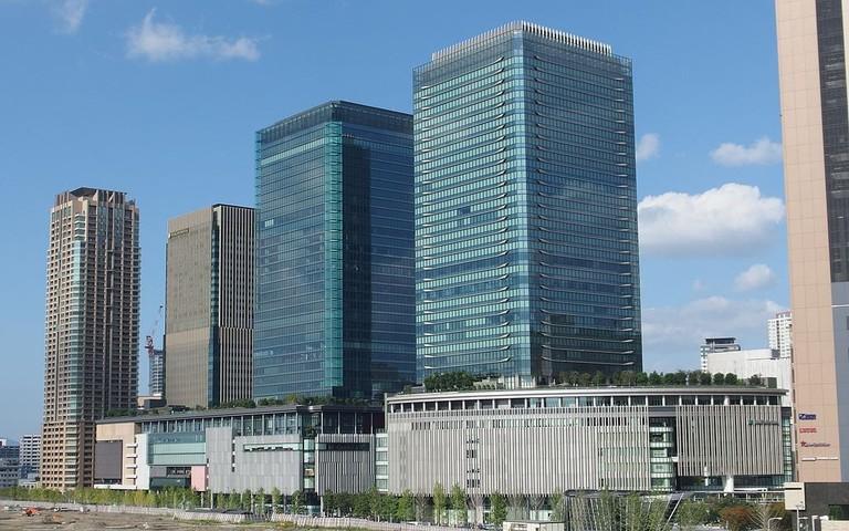 Grand_Front_Osaka_japan