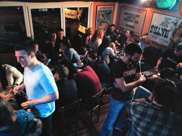 Another busy night at Gustav Pub