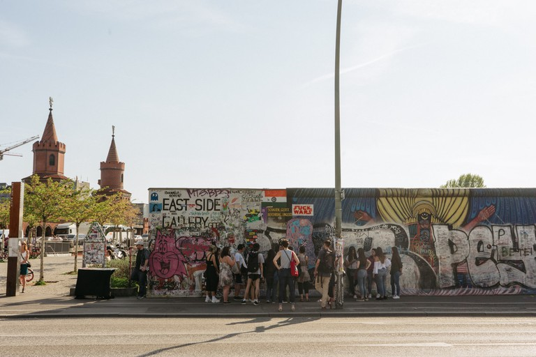 Friedrichshain Neighboorhood-Berlin-Germany