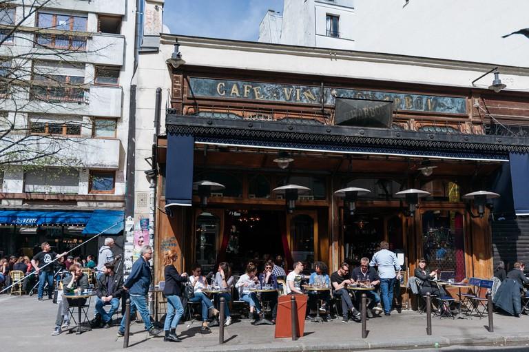 11th District-Paris-France
