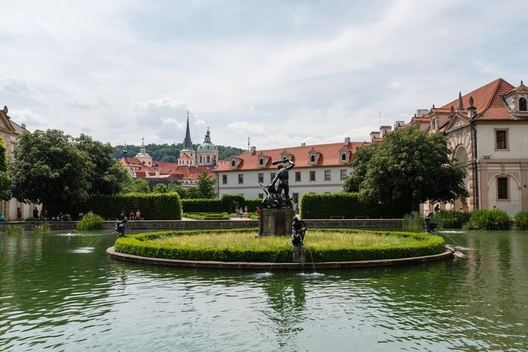 Wallenstein Palace Gardens, Prague