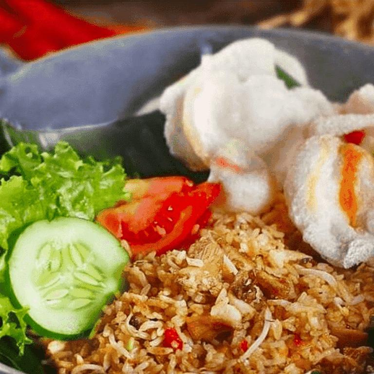 Kahyangan nasi goreng