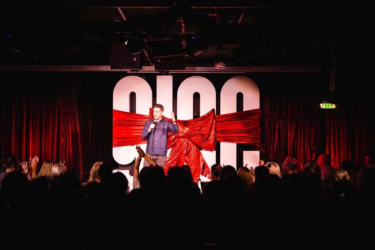 Live comedy in Birmingham