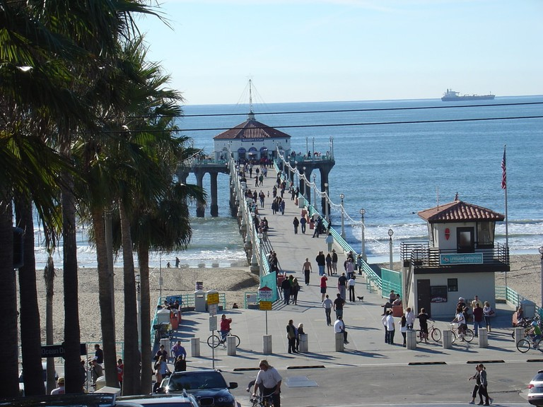 manhattan-beach-pier-CA-LA