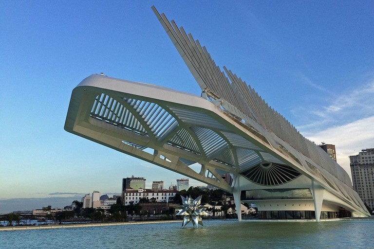 Museum of Tomorrow Rio de Janeiro