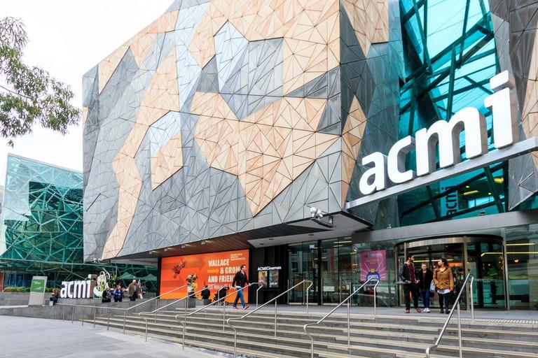 ACMI,  Australia, Australian Centre for the Moving Image, Federation Square, Flinders Street, Melbourne, Victoria, art, digital culture, national muse