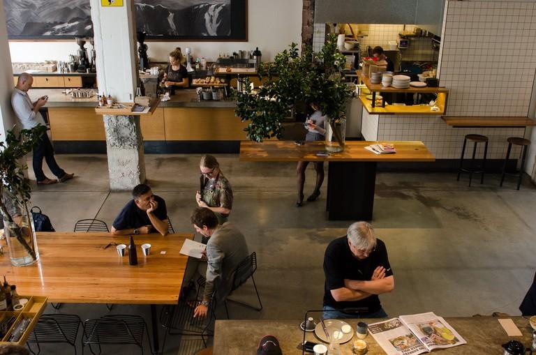 Paramount Coffee Project interior © PCP
