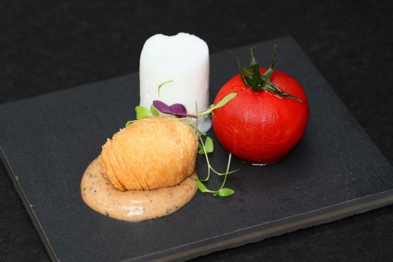 Tomato Three Ways