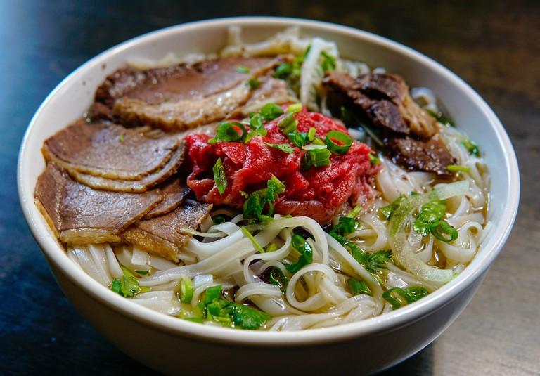 Delicious Pho   © Nam Ngo/ Flickr