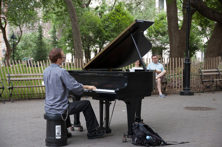 Piano in the Park